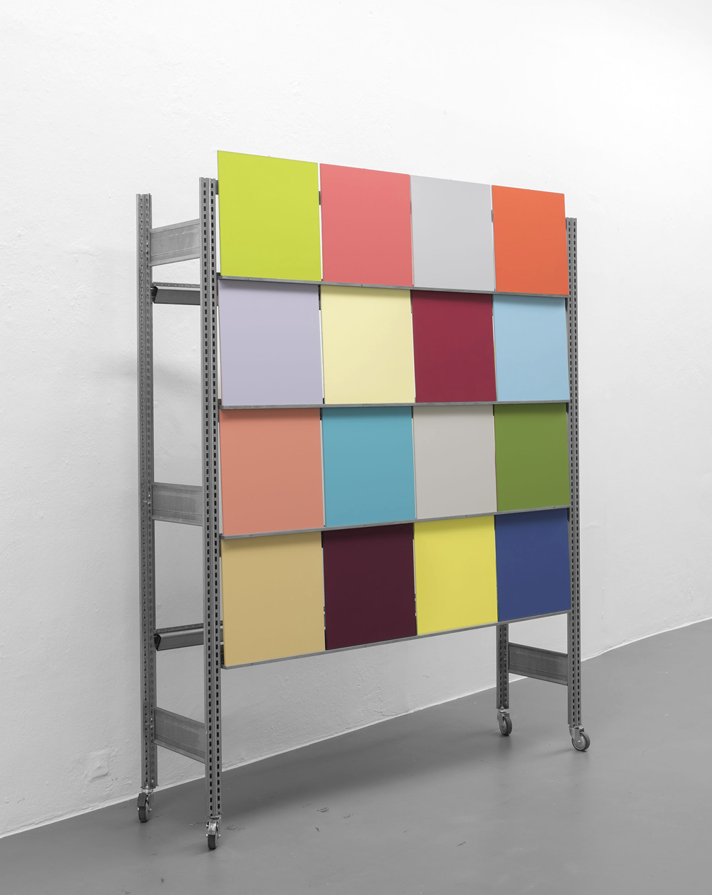 Martin Voßwinkel, 32 Colours for Albers, 2019